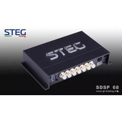 Steg SDSP 6to8 Lydprocessor