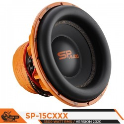 "Sp Audio SP15CXXX 38cm/15""..."